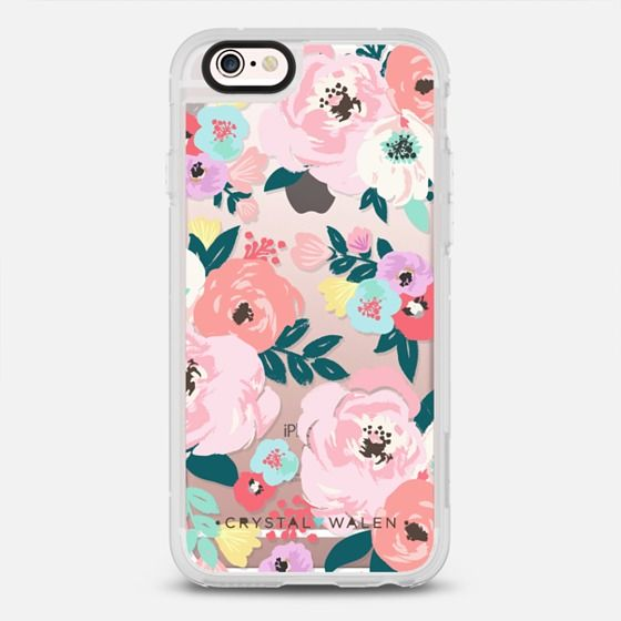 Lola-Floral-Clear-Romance - New Standard Case