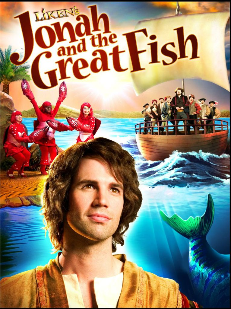 jonah and the great fish chloe and the great fish
