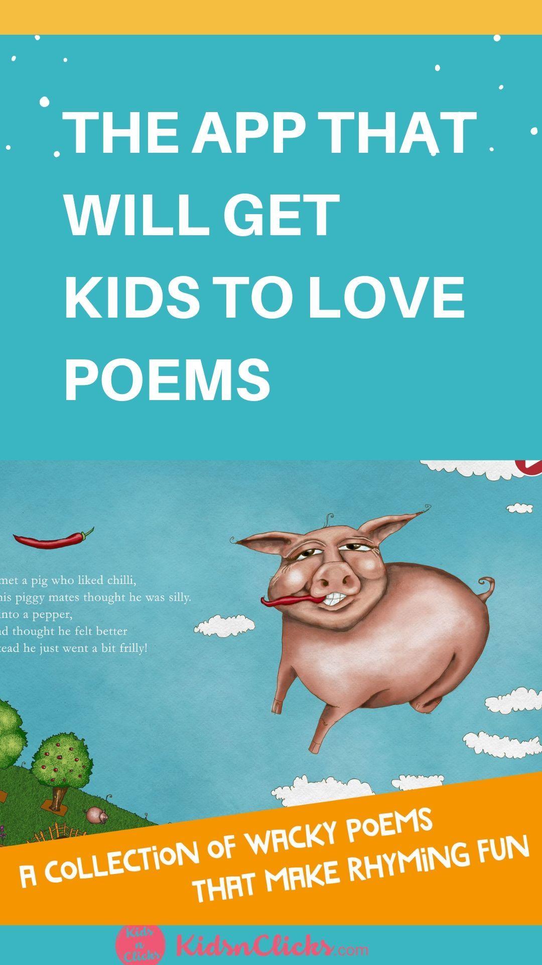 Cheeky Beasts App Teaching Children Poems & Rhymes
