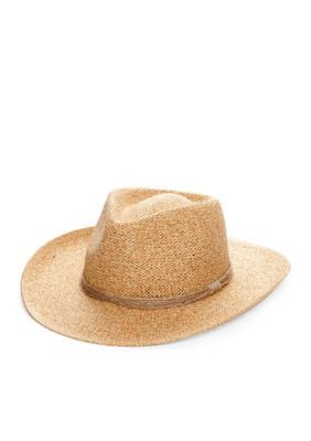 Saddlebred Toyo Outback Straw Hat  224f63e389e6