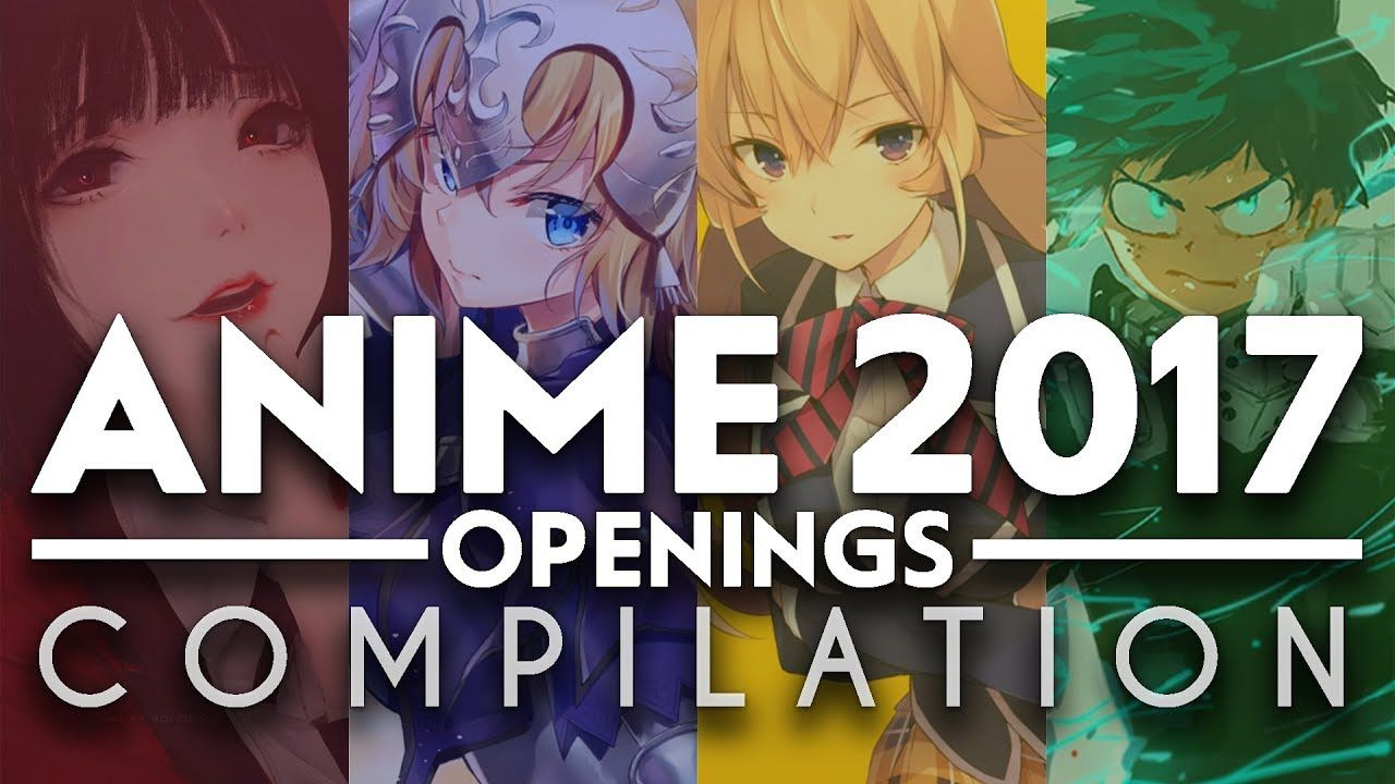 Anime openings compilation full songs 2 hour mix