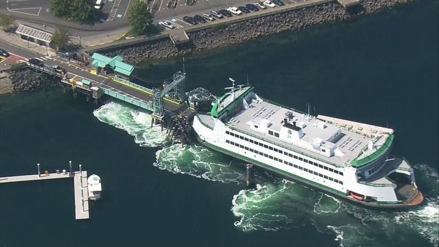 The Washington State Ferry system is correcting inaccurate information its director released in advance of a KING 5 Investigation last week.
