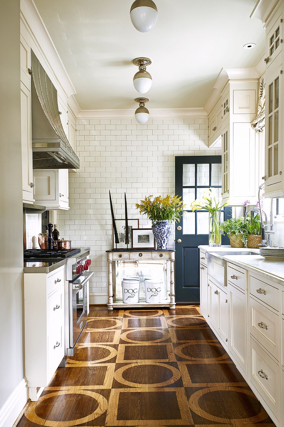 These CountryChic Kitchens Will Make You Feel Like You're