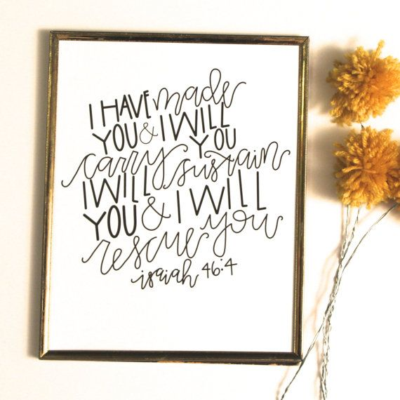 Carry You art print by ThirstyHeartsDesign on Etsy