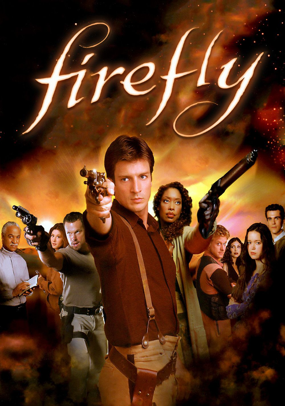 TV Show or Movie Poster of the Week #Firefly | I reject your reality