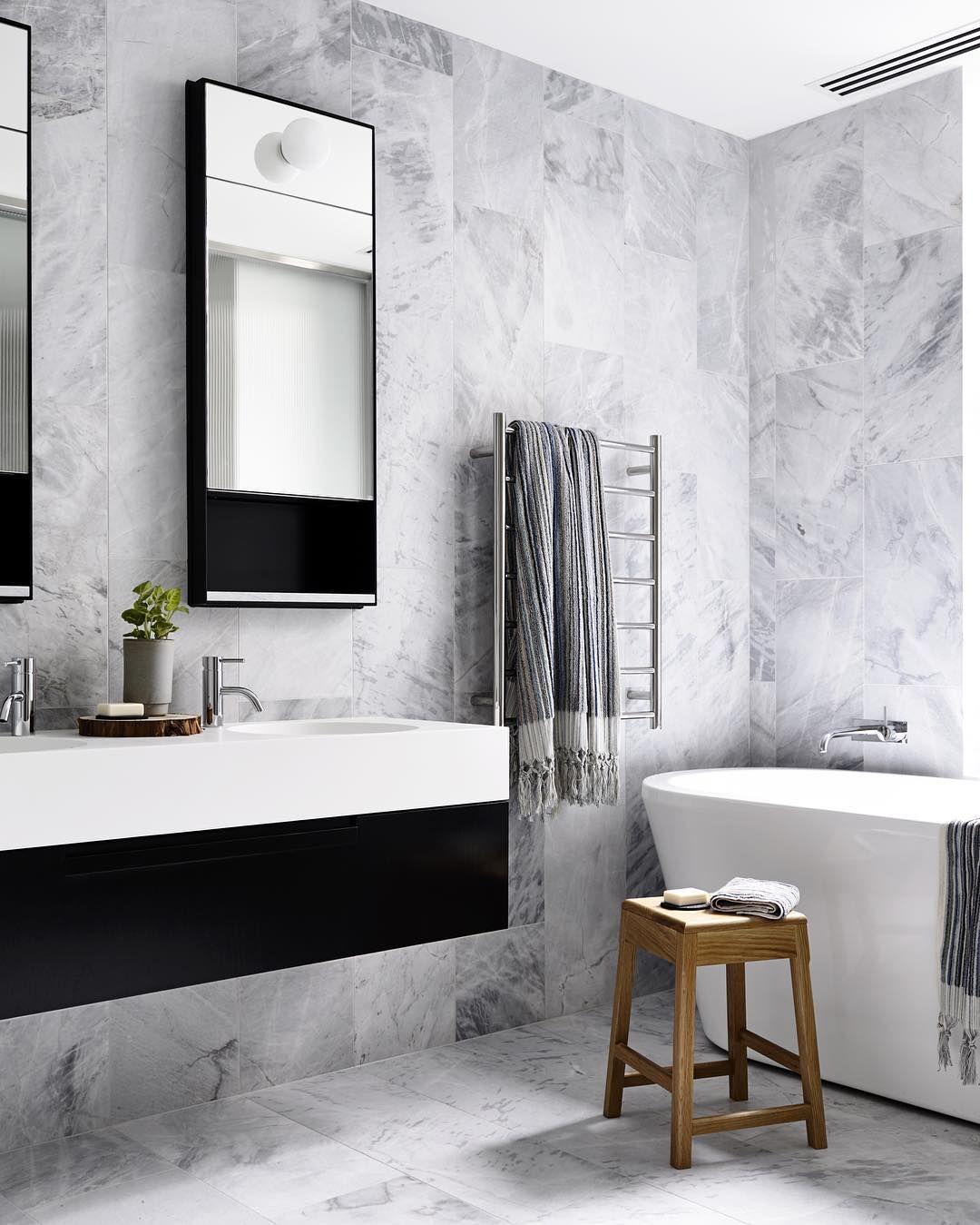 interiordesign #decor #TODesign via adesignersmind | bathroom ...
