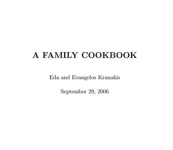 Pdf cookbook recipes family greek foods pinterest cookbook pdf cookbook recipes family forumfinder Gallery