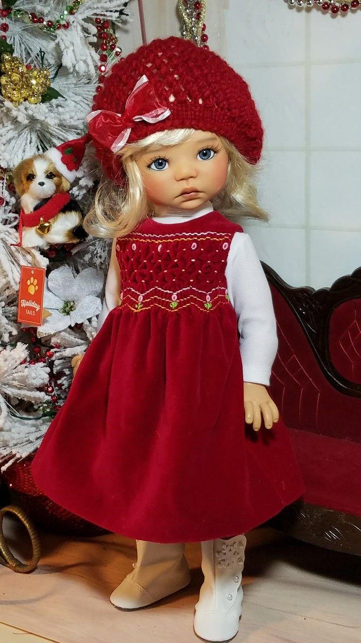 Pin von Kalypso Parkis auf Handmade Doll Clothes | Pinterest ...
