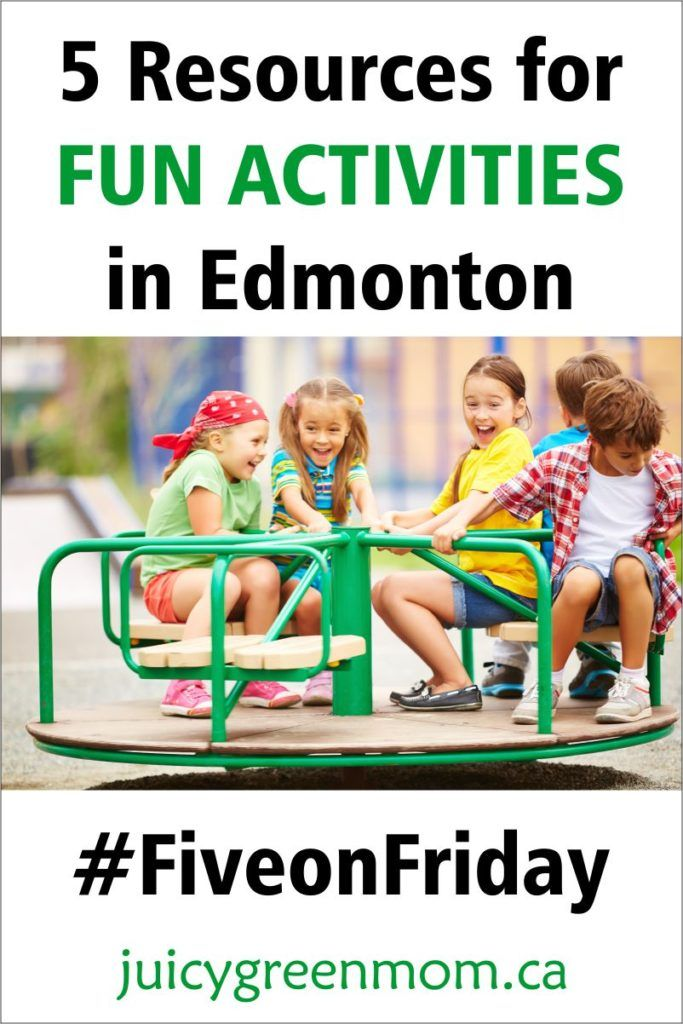 Look no further for great resources for #YEG activities - kids & adults alike!