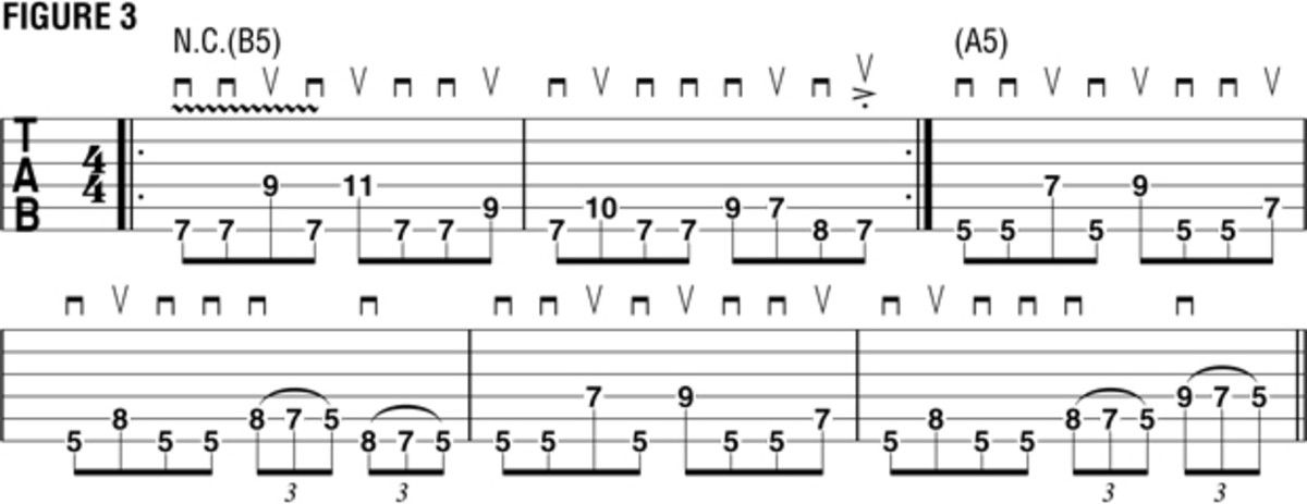 Metal For Life Incorporating Different Picking Techniques For