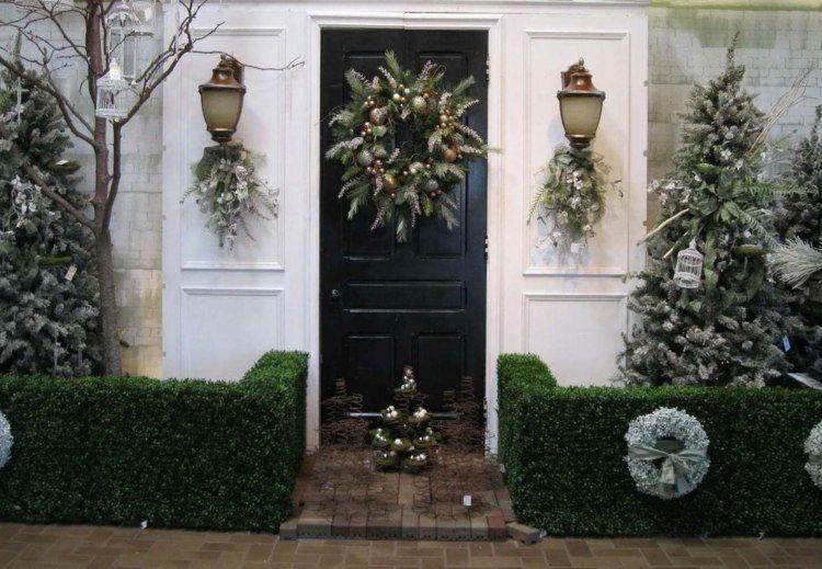 decoracion exteriores navidad Decoración NAvidad Pinterest - jardines navideos