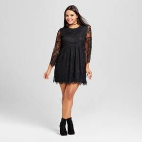Target plus size dresses in store