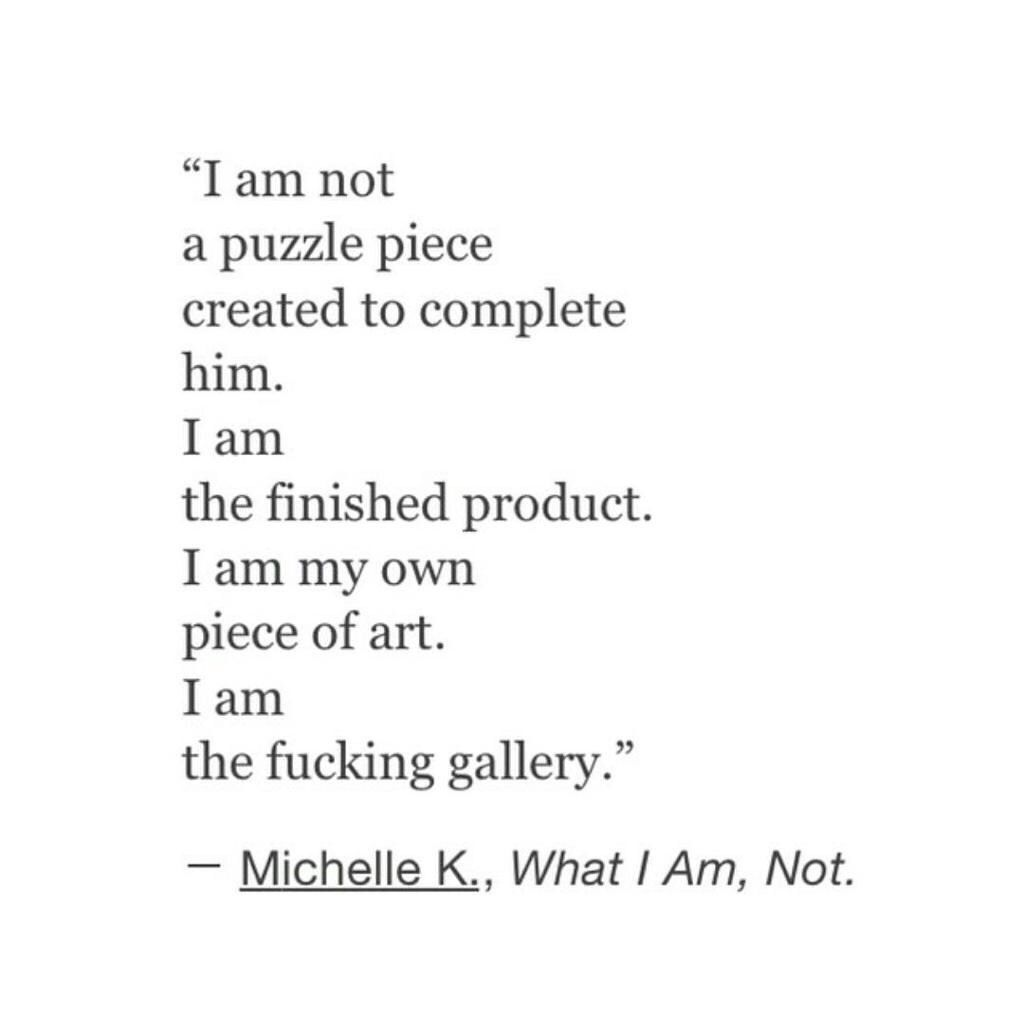 I am the fucking gallery