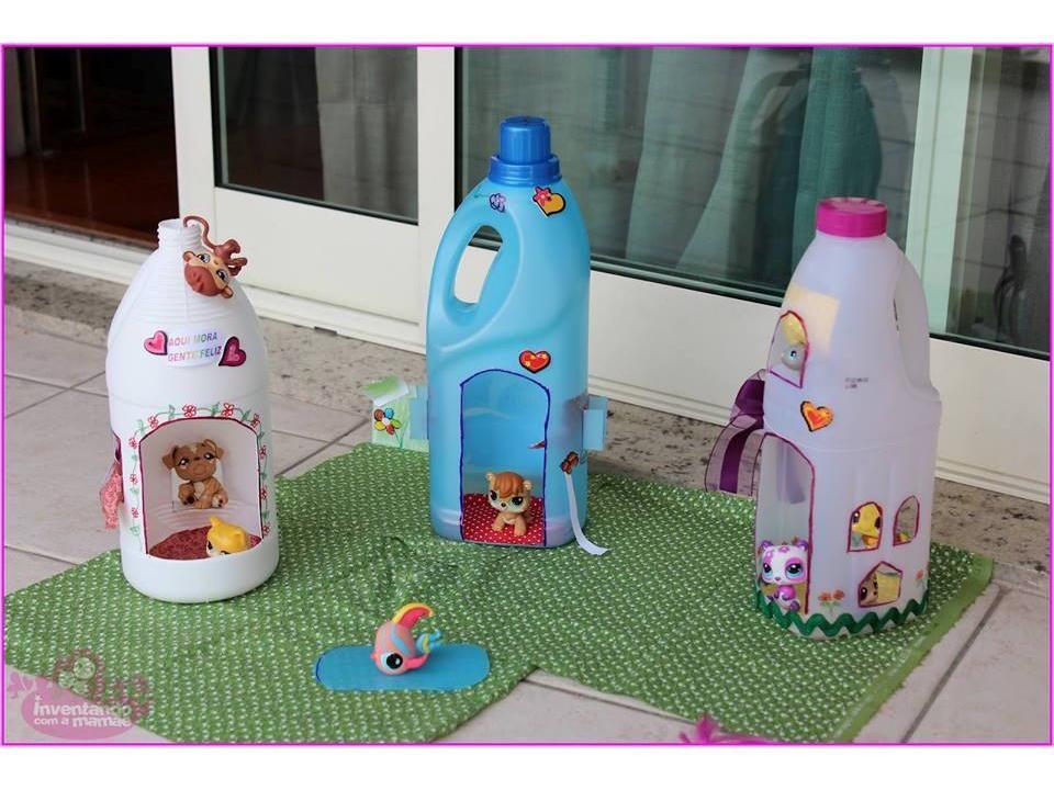 Très Recyclage des bouteilles en maison Pets Shop (good idea  ZL79