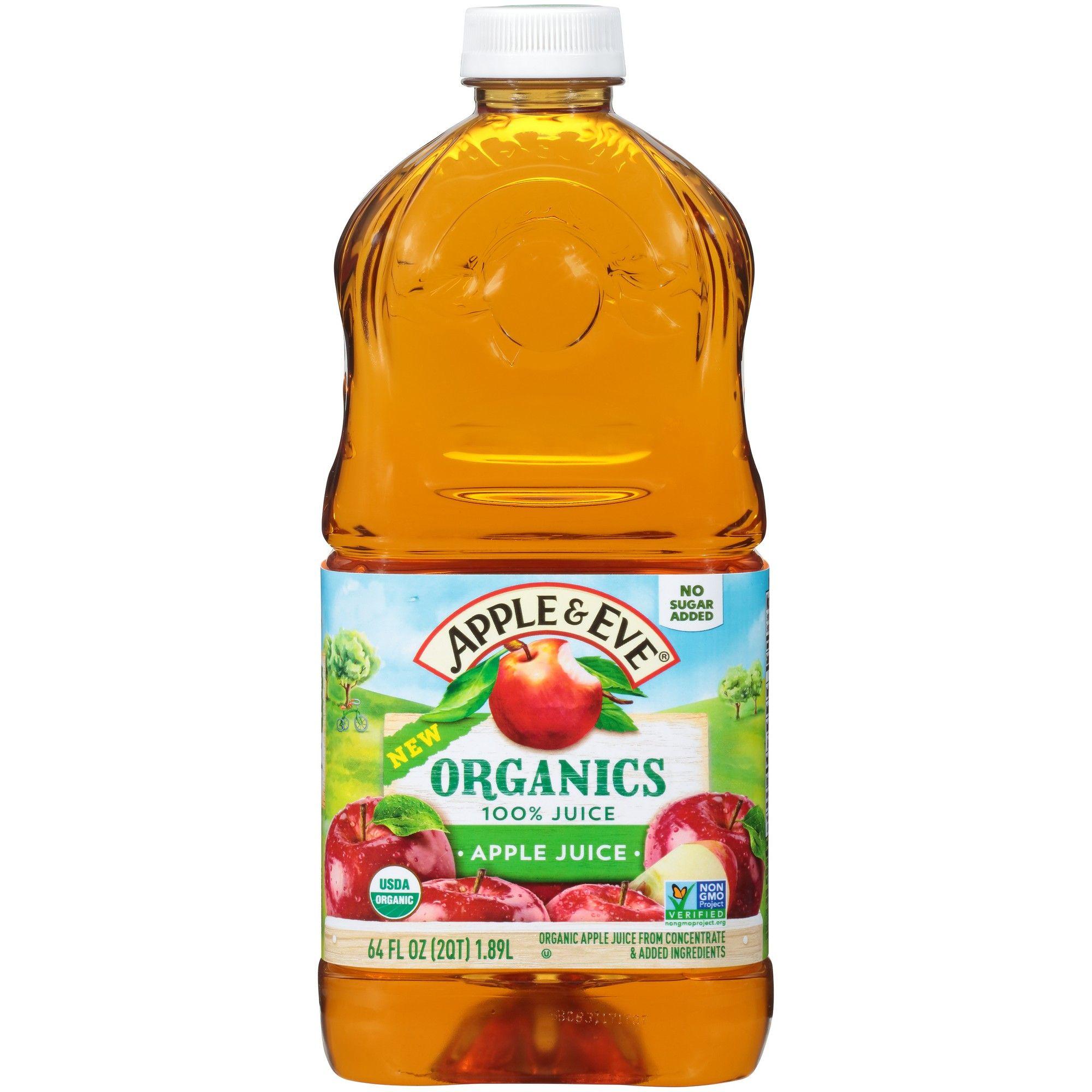 Apple & Eve 100 Juice Apple 64 fl oz Bottle in 2019
