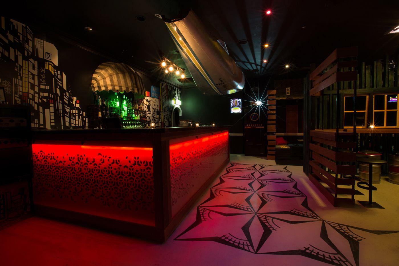 Harry Juku's Bar, 203 Swan Street, Richmond, Melbourne