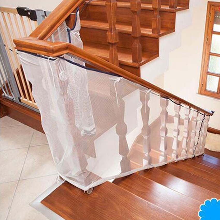 Kid Protection Stair Fence Safety Net Home Safety Baby Safety