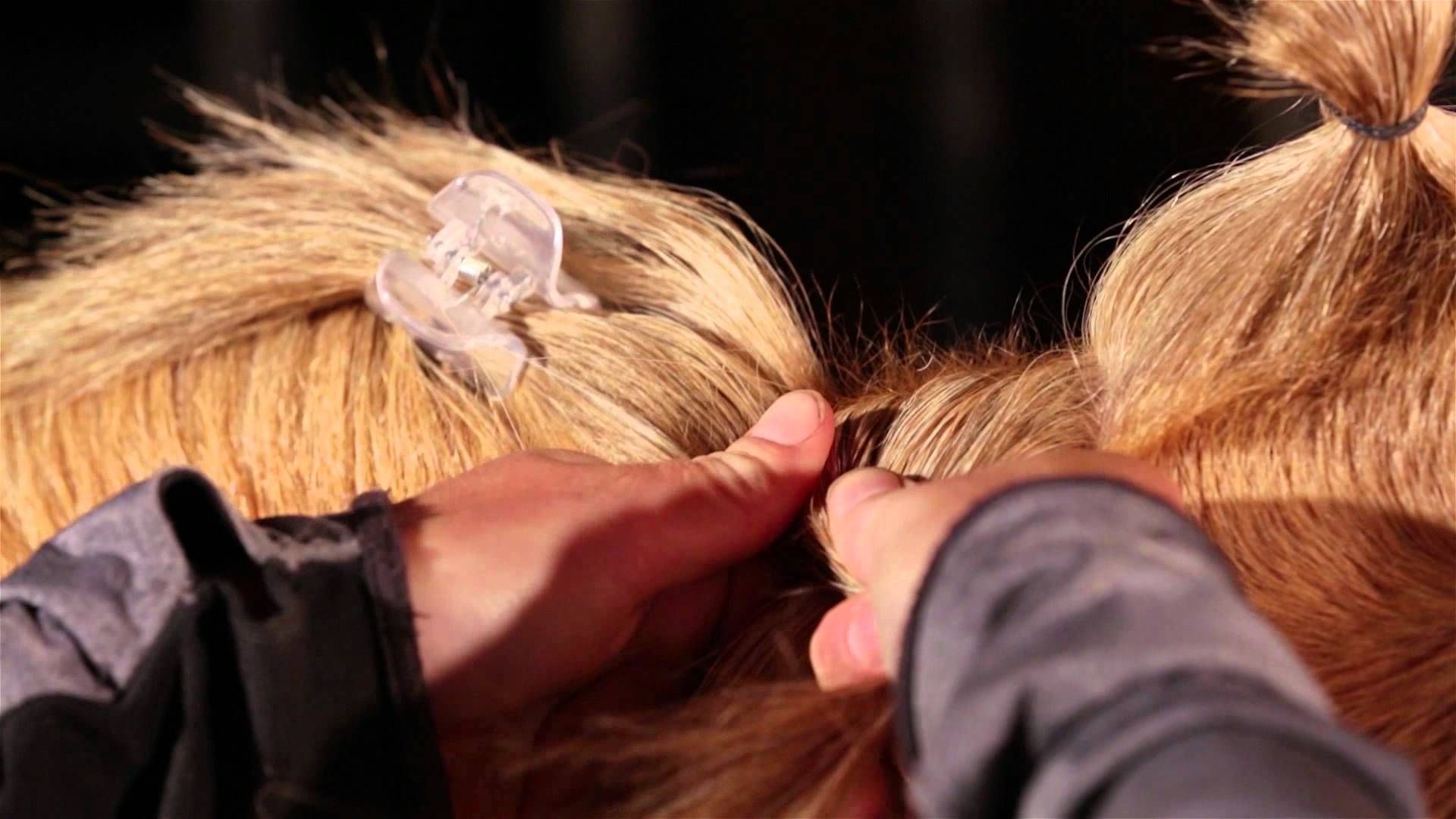 Braidingplaiting Three Types Of Braids For Your Next Competition