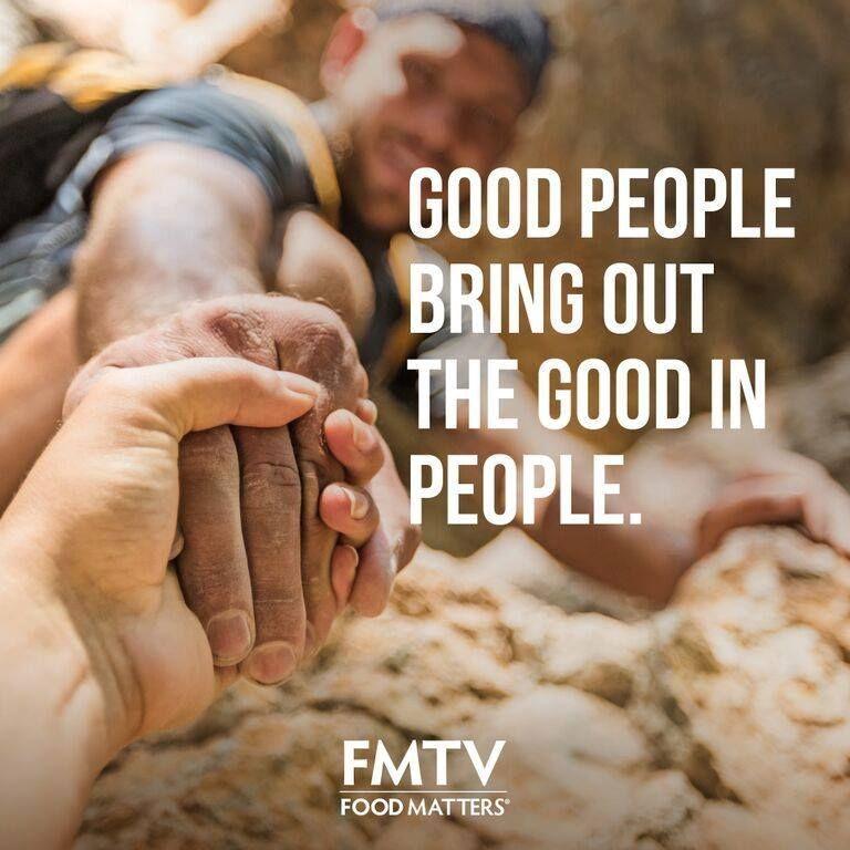 To nourish is to flourish!  www.FMTV.com #FMTV #FMTVofficial #FoodMatters