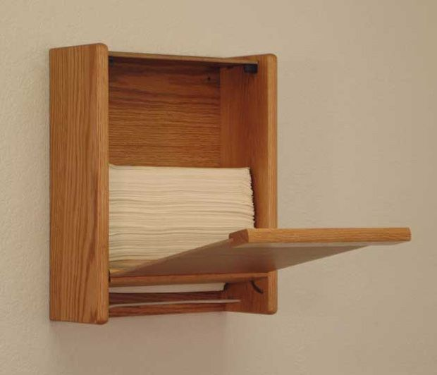 I Can Make A Diy C Fold Paper Towel Dispenser Out Of Scrap Fence