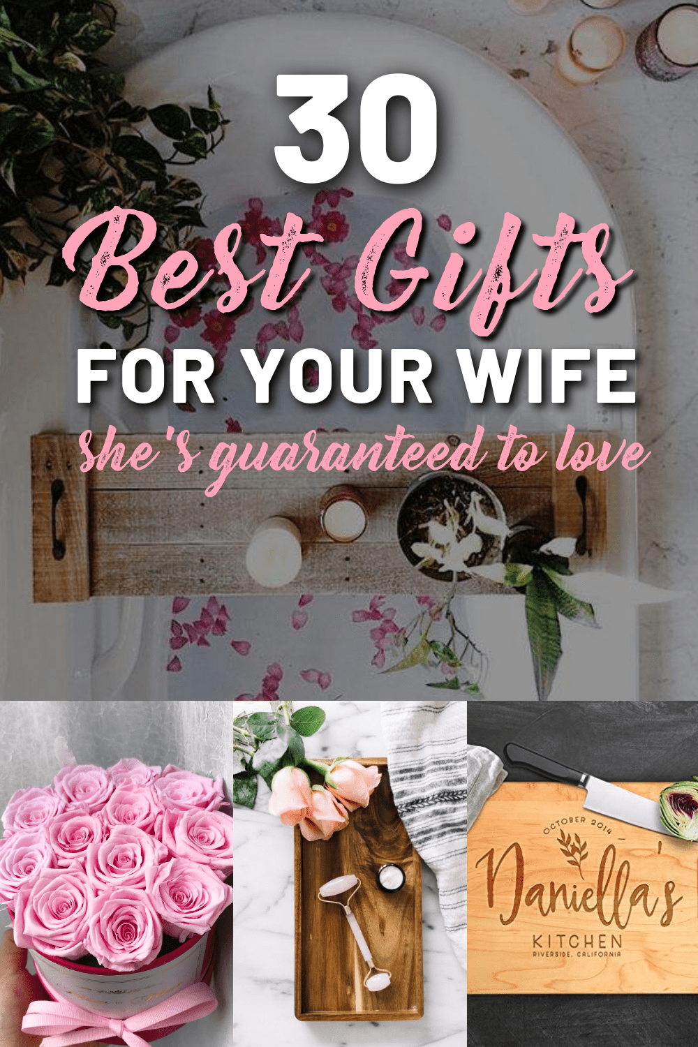 92e80d37de71b Our handpicked list of the best Christmas gifts for your wife for 2018. She  will love these trendy and classy holiday gifts!  christmasgifts   holidaygifts
