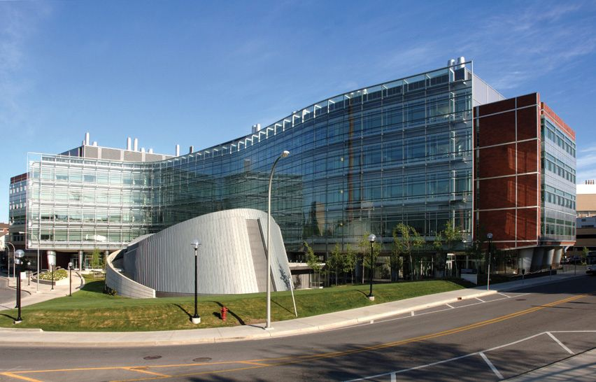 Awesome Polshek Partnership  The University Of MIchigan Biomedical Science Research  Building. The Narrowness Of The Photo Gallery