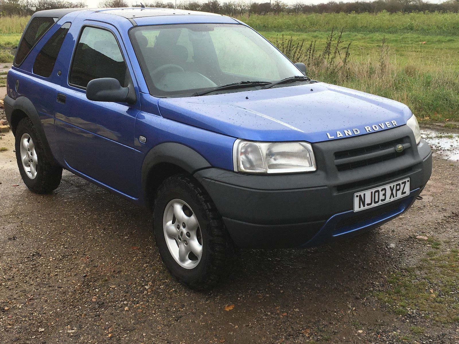 diesel manual landrover green details ref adventurer seat breakers to rover freelander parts discovery door land year
