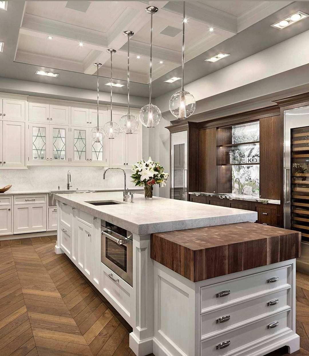 Talk about a dream kitchen design By E   House Design Ideas 9 ...