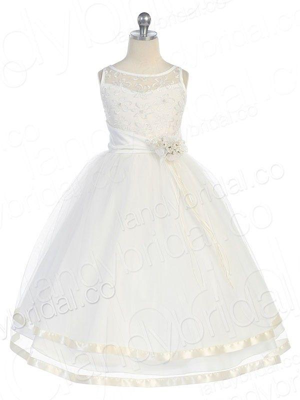 first communion | First holy communion dress, christining | Pinterest