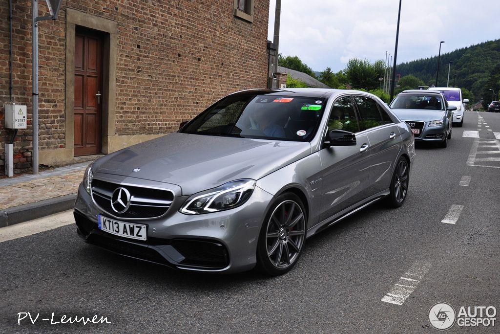 Mercedes-Benz E 63 AMG S W212 4 | Mercedes | Mercedes benz ...