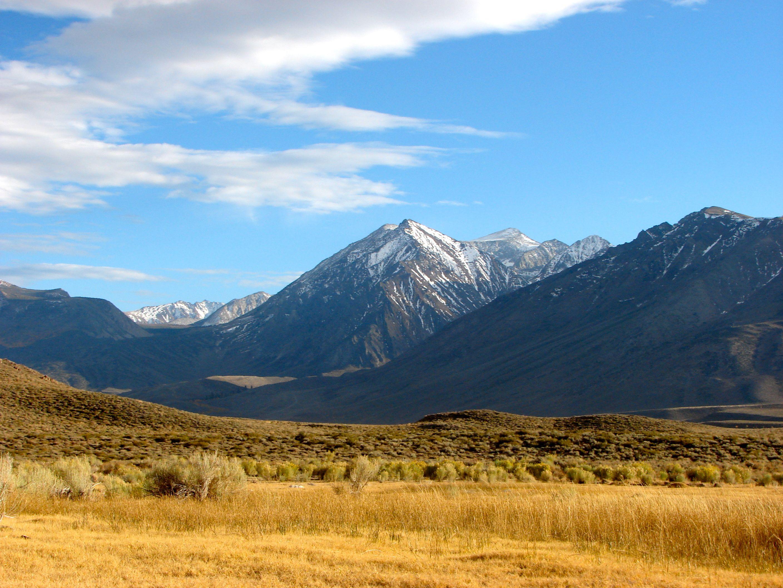 The Eastern Sierras