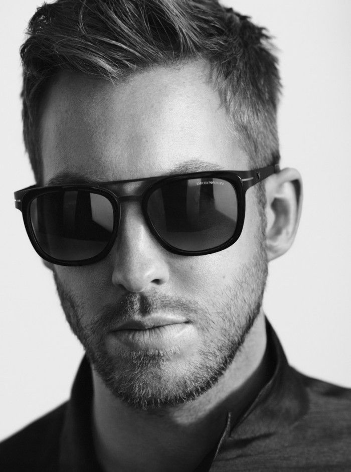 11e34e249f Calvin Harris - the new face of Emporio Armani | just pick up! in ...