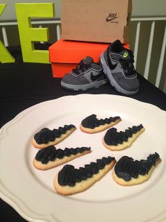Boys Nike Party Party Ideas Basketball Party First