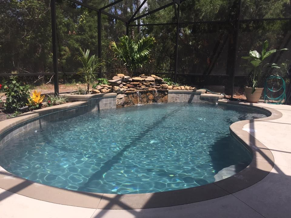 Backyard Paradise Greensboro another backyard paradise for great customers completed. contact us