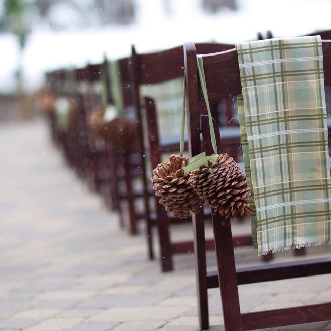 Ceremony Chair Decoration