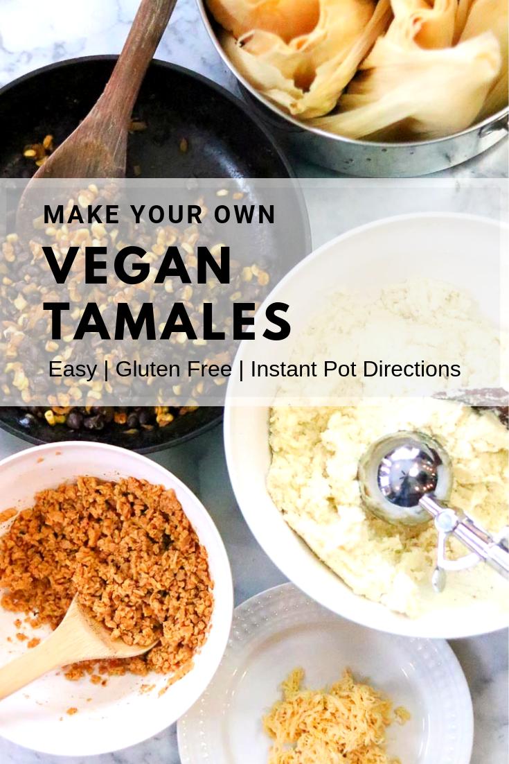 Vegan Tamales
