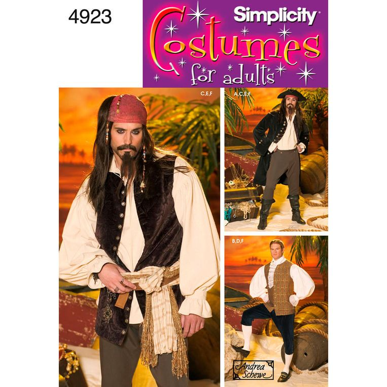 Do you want to be Captain Jack Sparrow for Halloween? Try crafting ...