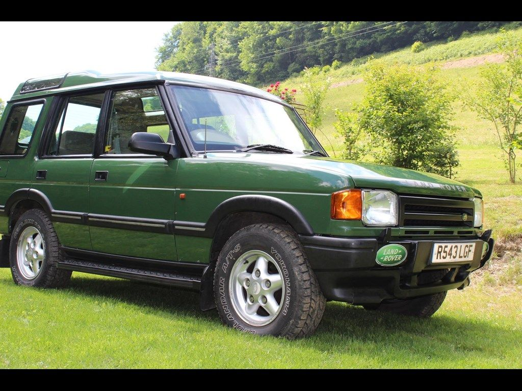 1998 LAND ROVER DISCOVERY for sale UK Land