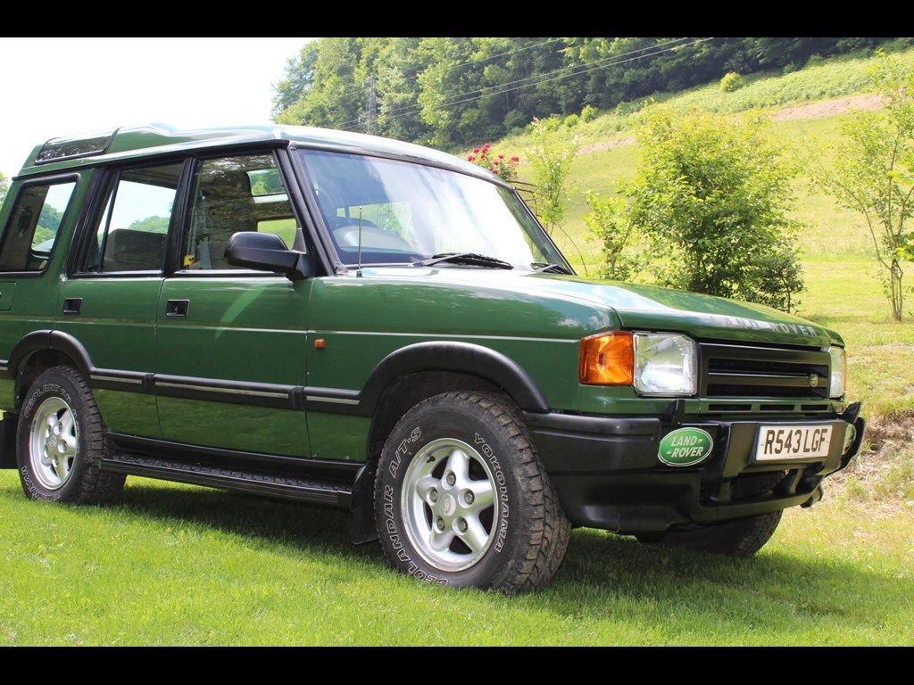 1998 Land Rover Discovery Land Rover Discovery Land Rover