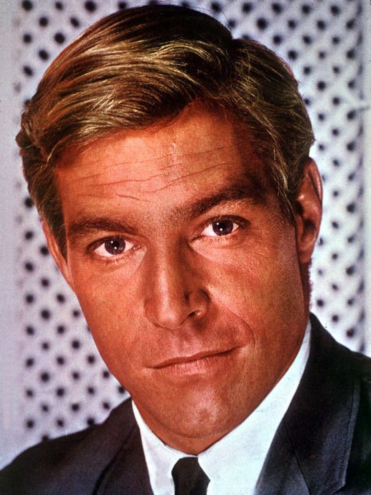 James Franciscus, Actor, Associate Producer, Screenwriter -9717