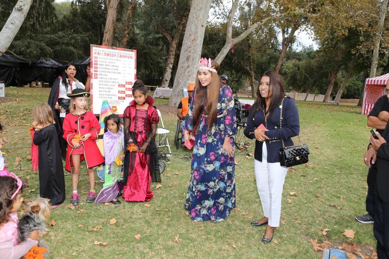 sri lanka foundation Halloween Carnival