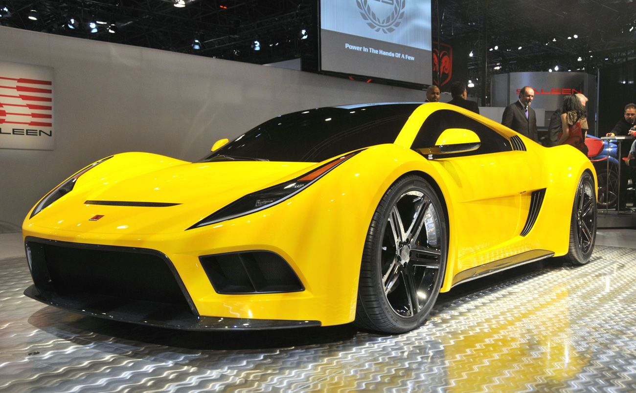 Saleen Planing To Make Another Supercar Motor Exclusive Super Cars Sports Car Mustang Tuning