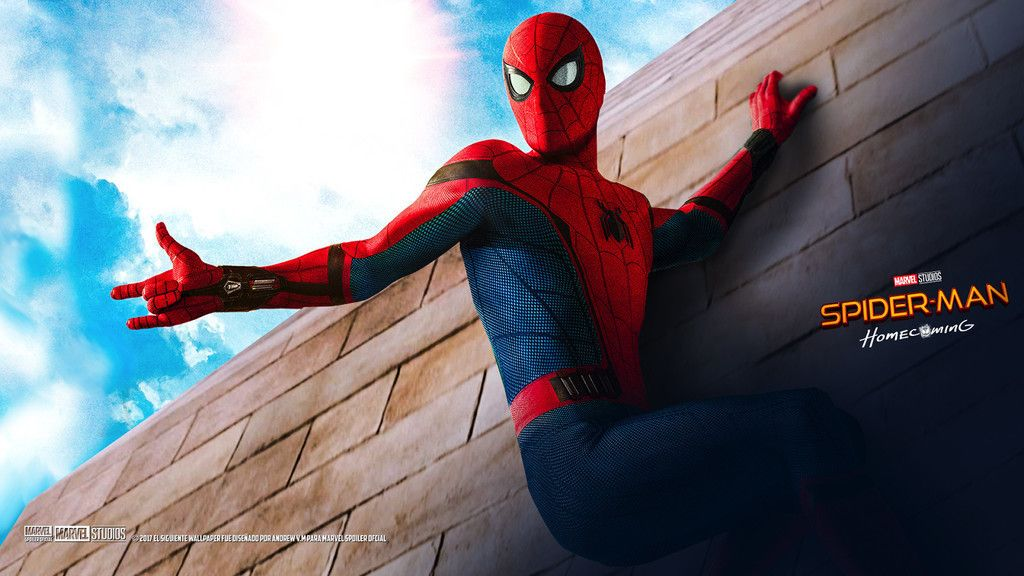 Marvel Studio S Spider Man Homecoming Movie Wallpaper In 2020 Spiderman Homecoming Movie Spiderman Spiderman Homecoming