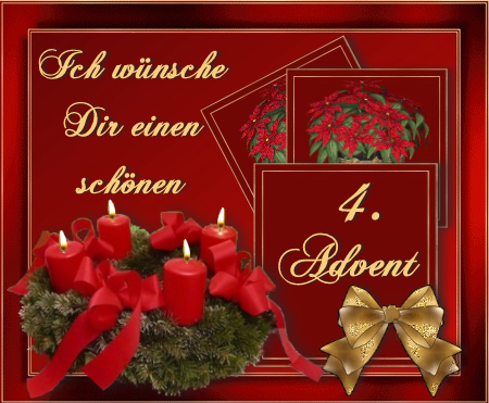 sch ne 4 advent bilder advent advent christmas und. Black Bedroom Furniture Sets. Home Design Ideas