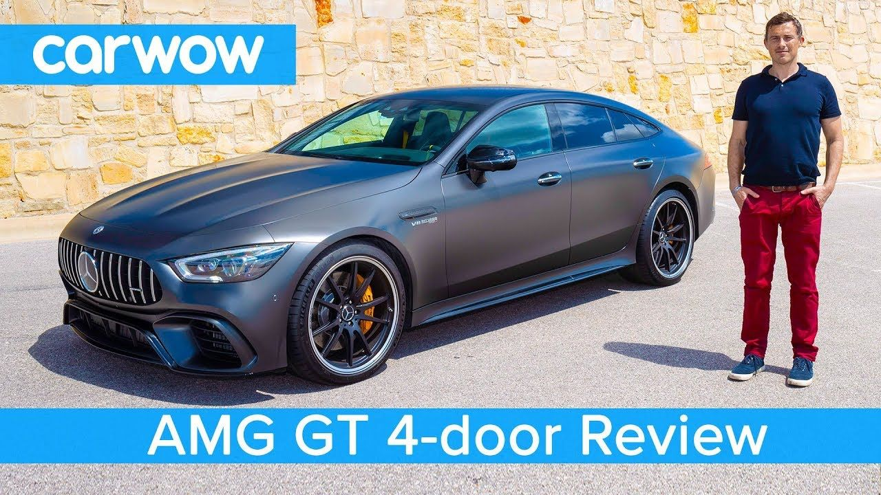 New Mercedes Amg Gt 4 Door Coupe 2019 Review See If It S Quicker