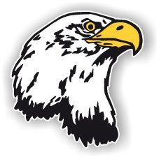 Znalezione obrazy dla zapytania orze bielik rysunek  logo