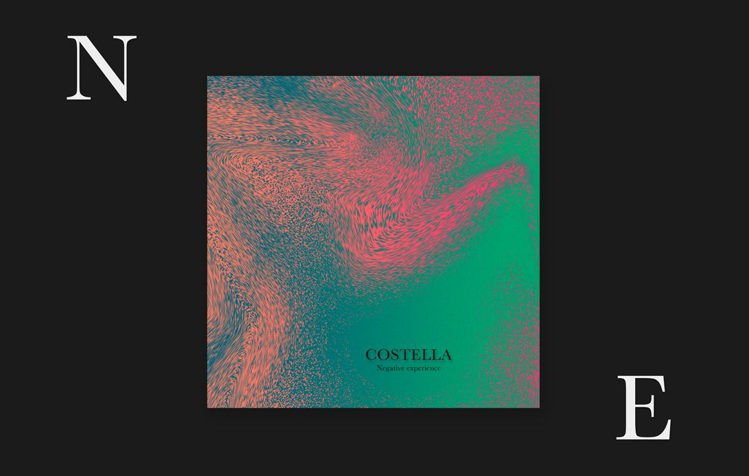 Costella on Behance