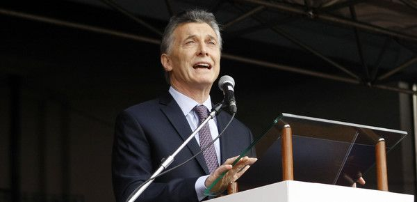 """Macri en la Rural: prometió una reforma impositiva y """"batallar a la mafia"""""""