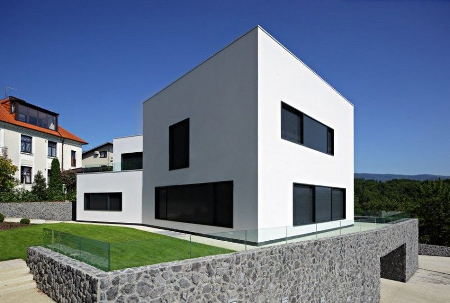 Small House Design Cubes Brick Pinned by wwwmodlarcom Brick