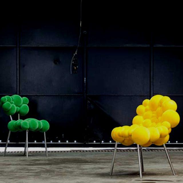 mutation series es una colección de mobiliario diseñada por, Möbel